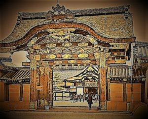 門(黒門・総門・唐門)