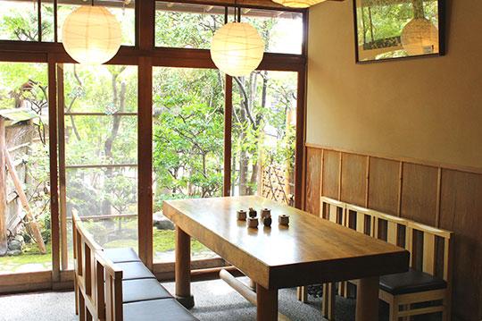 権太呂テーブル