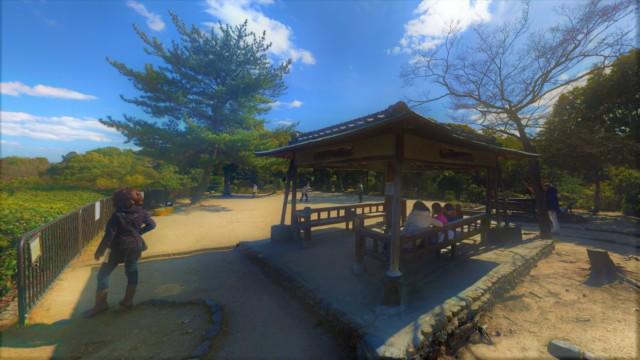 船岡山公園(建勲神社)