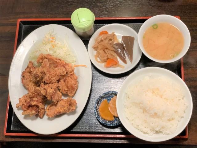 伏見稲荷の中華料理店きんちゃんの料理画像