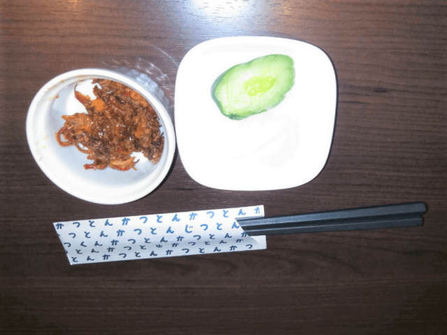 熟豚の料理の画像