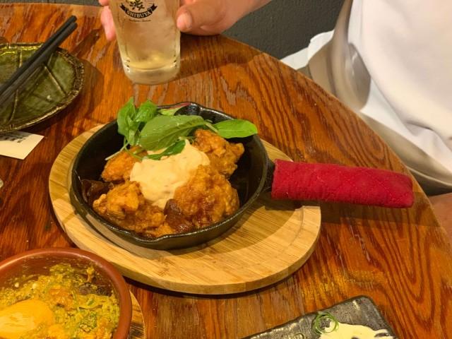 あぶり渋谷の料理の画像